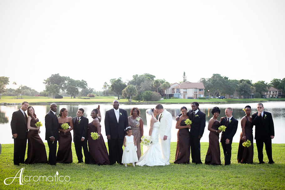 Latoya gaskins wedding